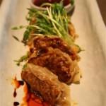 Duck and Foie Gras Dumplings