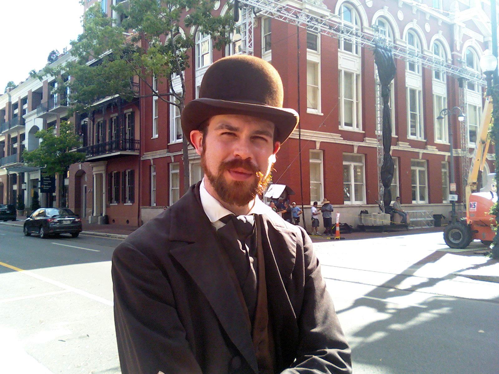 Abraham Lincoln Vampire Hunter extra