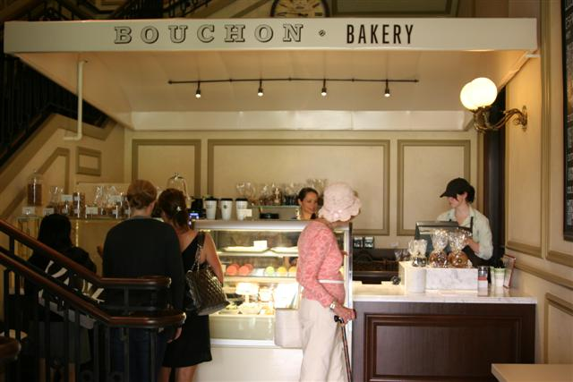 Bouchon Bakery Opens!