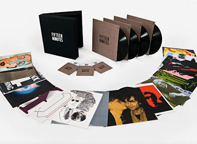 Legacy Records Compilation & Box Set Roundup: Andy Warhol, Elvis Presley, Patti Smith, Jimi Hendrix