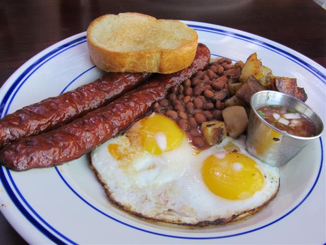 Barbequed Brunch at The American Farmhouse