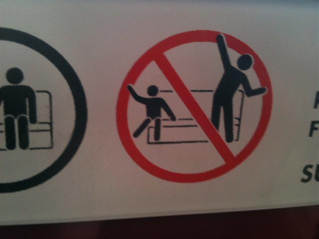Caution! Dancing!