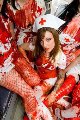 Upcoming: The Art of Bleeding Presents Halloween Highway 2