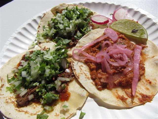 Taco Tuesday: Norma's Barbacoa de Res