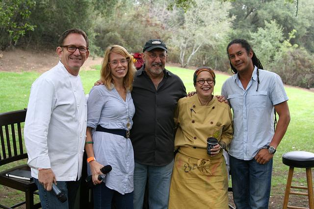Upcoming Events: Sunday! Sunday! Sunday! LA Mag's Food Event Rocks the Saddlerock Ranch Again!