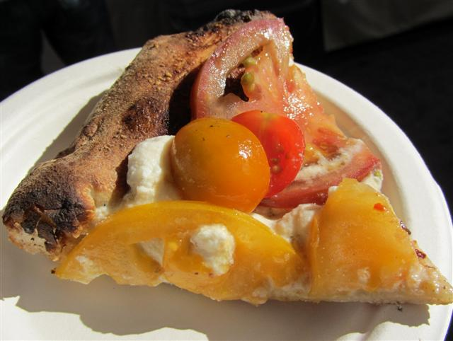 Pitfire Artisanal Heirloom Tomato Pizza