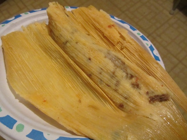how to make cheese tamales