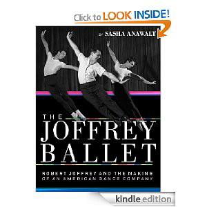 Upcoming Event- Joffrey: Mavericks of American Dance