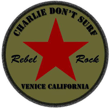 LA Beat Presents at the Redwood Bar: Charlie Don't Surf