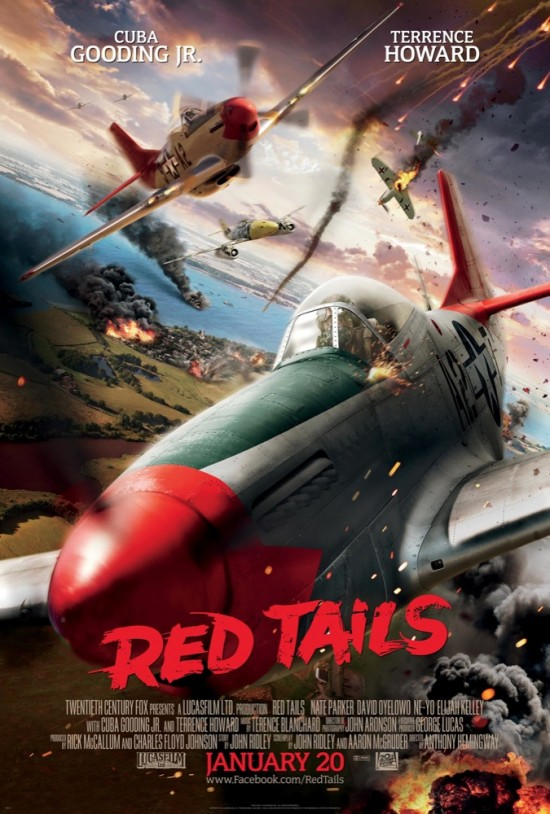 Red Tails – George Lucas' Story of the Tuskegee Airmen