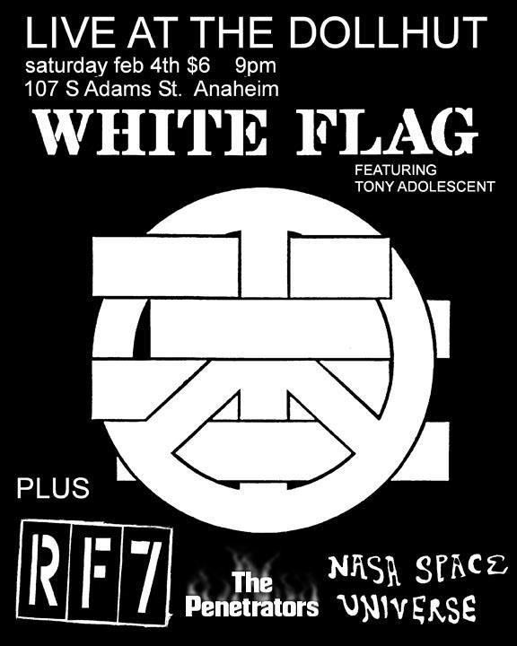 White Flag and RF7