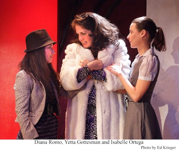 Theater Review: El Nogalar at Fountain Theater