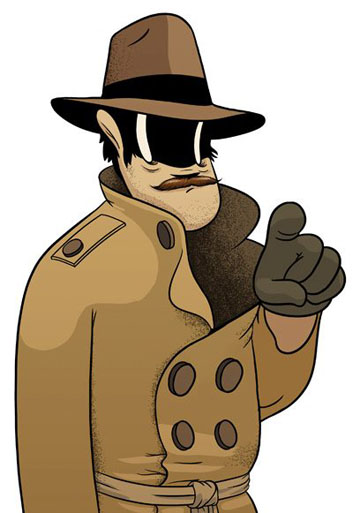 Inspector Gadget?