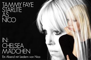 Tammy Faye Starlite as Nico