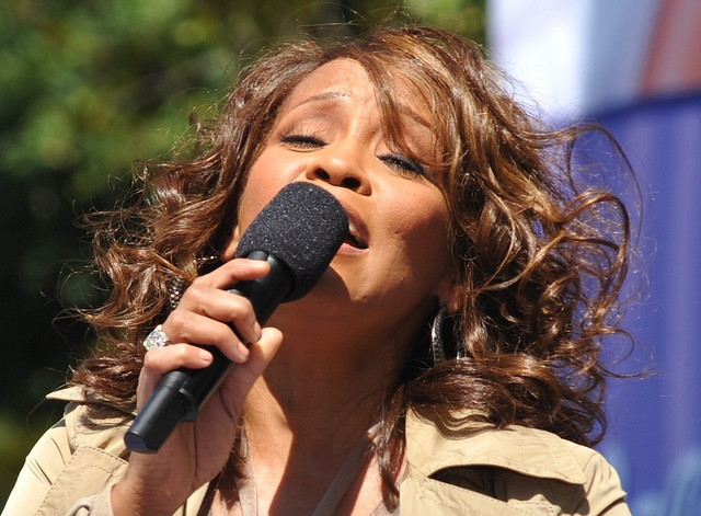Whitney Houston, Rest in Peace