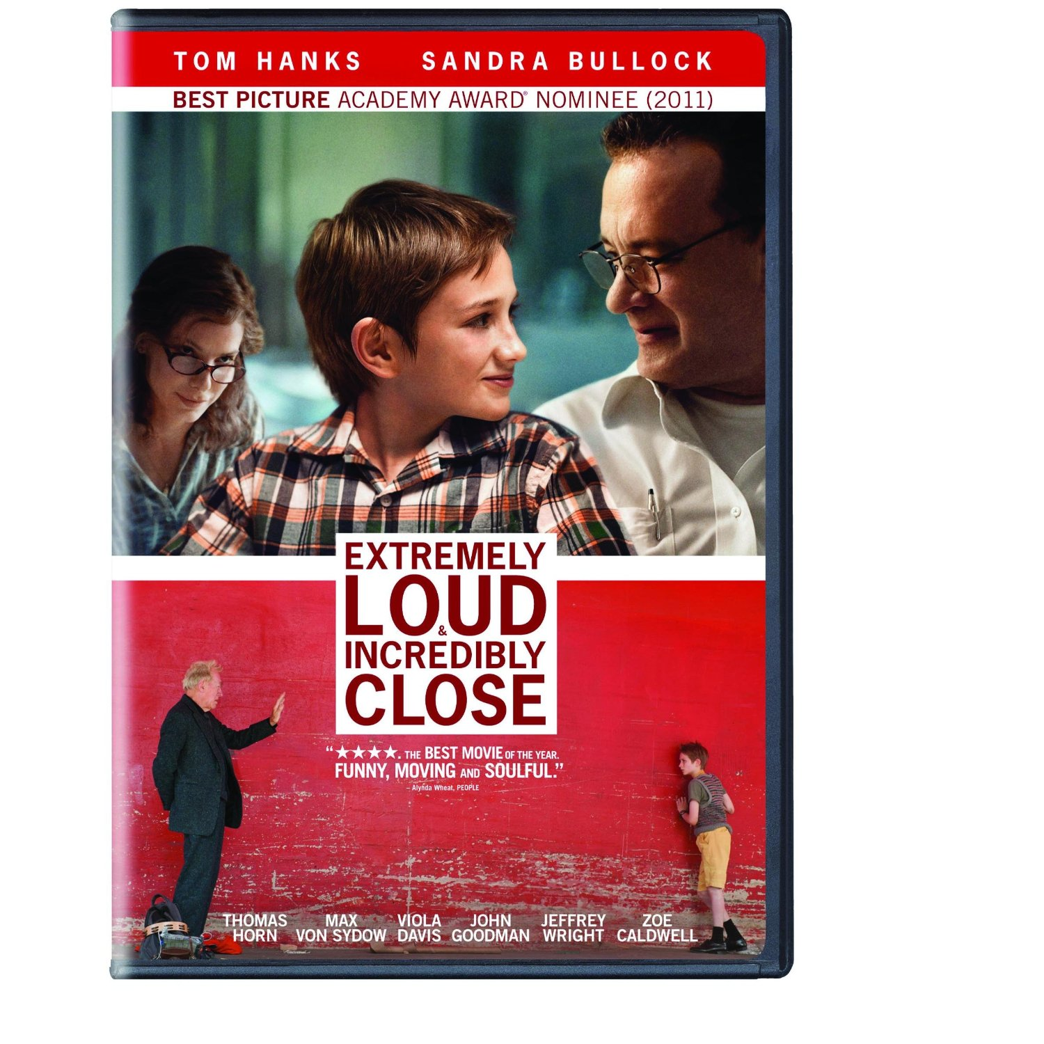 disc junkie dvd and blu ray releases the you will either stephen daldry s adaption of jonathan safar foer s extremely loud and incredibly close warner a moving story about an sensitive young