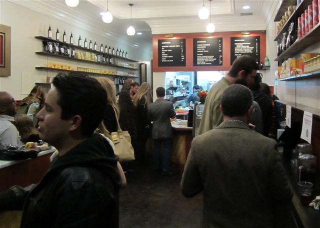 Fancy Sandwiches on Melrose: A Sneak Peek At Marcona