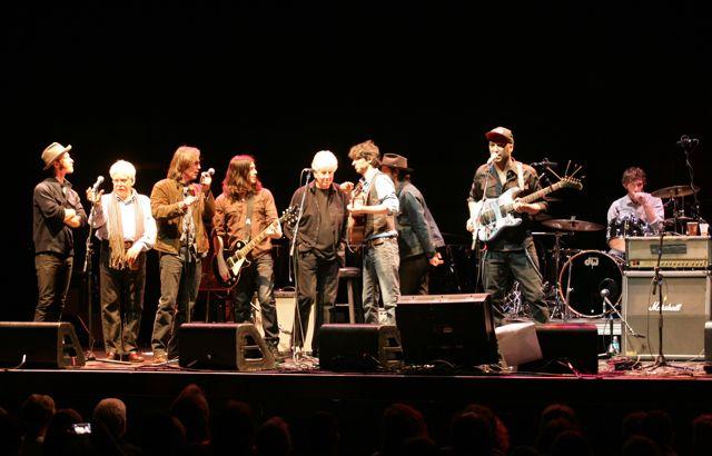 Woody Guthrie Centennial Concert – Club Nokia 4/14/12