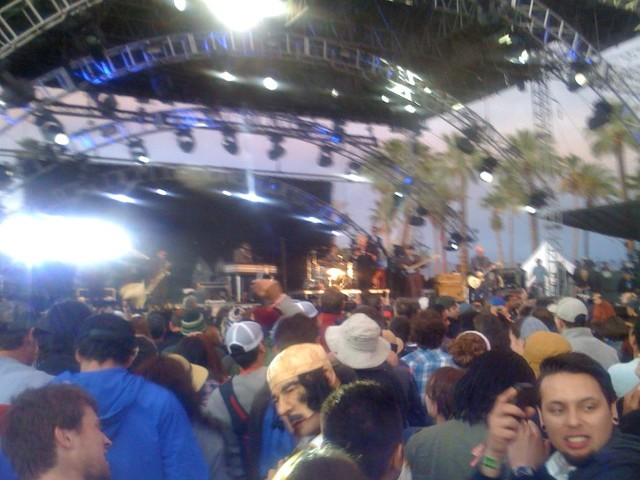 Coachella Live Blog in Photos