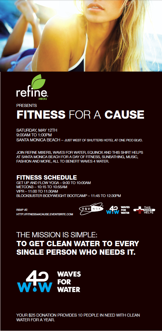 Fitness for a Cause: Join Us!