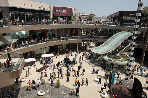 Santa Monica Place by Kevin Labianco on Flickr