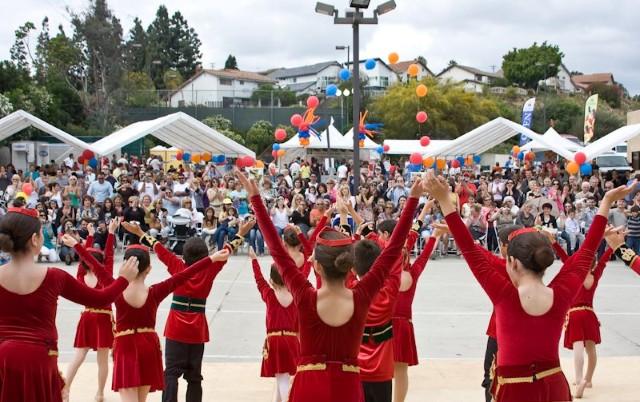 Armenian Food Festival  Montebello