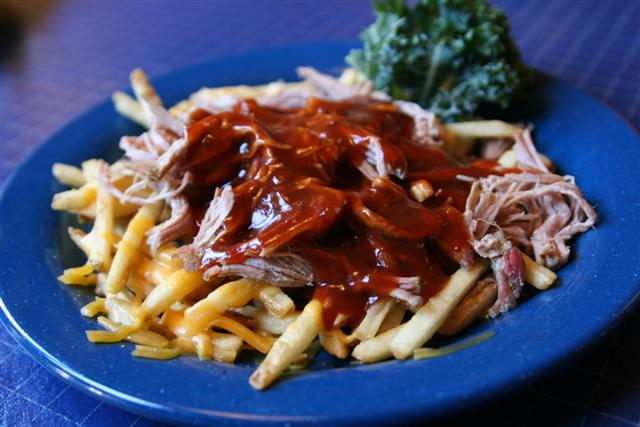 The Ultimate Drunk Food: BBQ French Fries