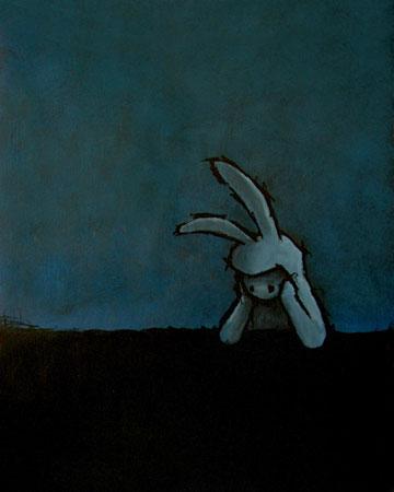 "Luke Chueh ""Feeling Blue"""