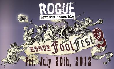 Steampunk Extravaganza: Rogue Fool Fest 2