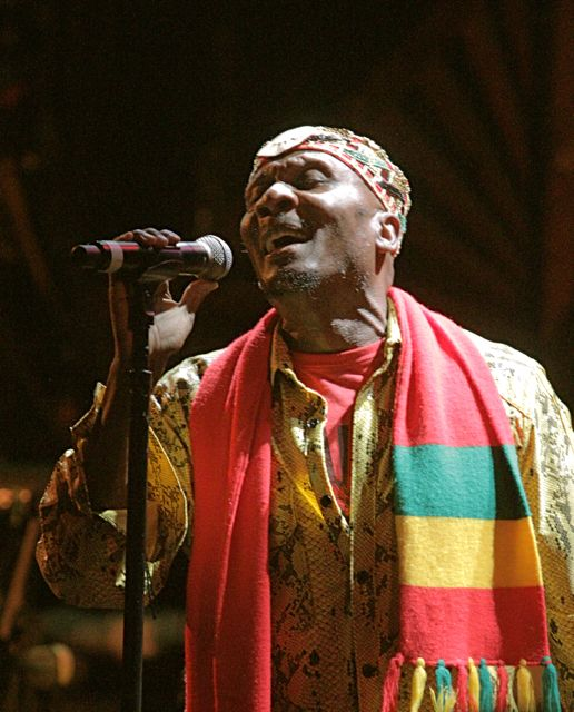 Jimmy Cliff at the Troubador, June 27, 2012