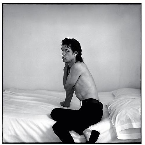 Annie Leibovitz, Mick Jagger, Los Angeles 1992