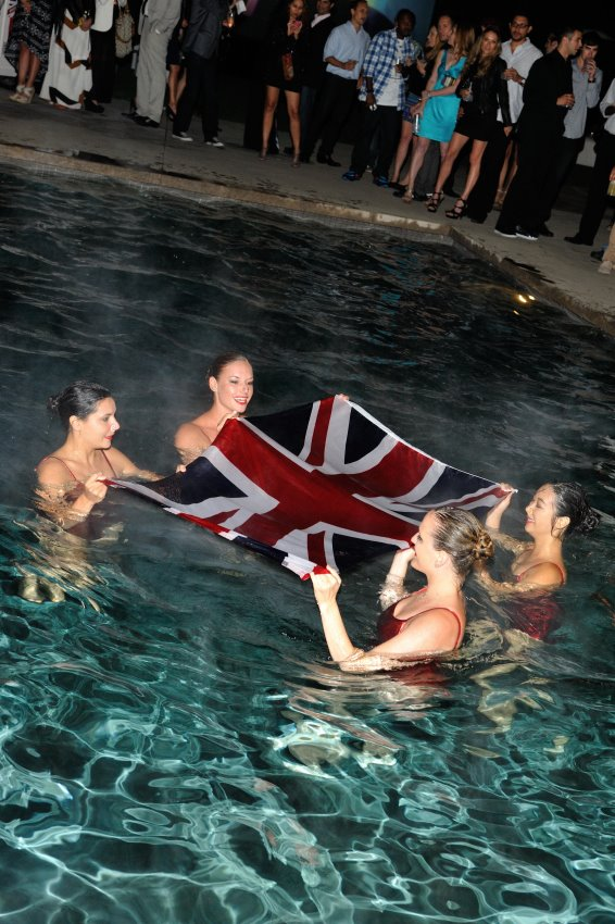Beefeater's Gin-Tastic Olympics Party