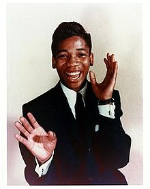 Little Willie John in 1955.  Photo courtesy of Flickr.
