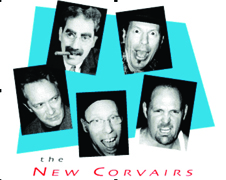 Beat Recommends: The New Corvairs at Liquid Kitty 9/2