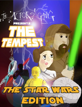 The Tempest: Star Wars Edition