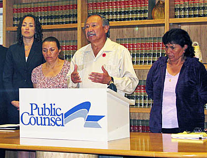 UFW Lawsuit  Accuses Cal/OSHA of Failure to Enforce Regulations Protecting Farm Workers