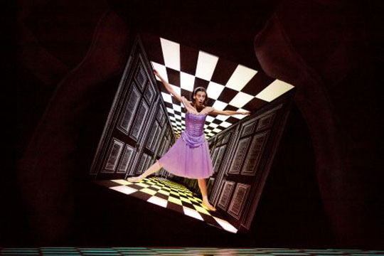 Alice's Adventures in Wonderland at the Ballet