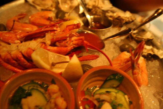 Feeling Shellfish? Check Out Chaya Downtown's Crustacean Fair