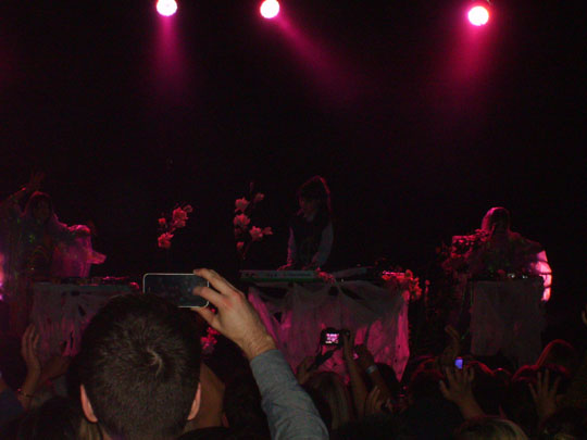 Live Review: Grimes at The El Rey
