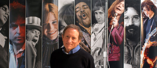 The LA Beat Interview: Rolling Stone Photographer Baron Wolman Talks About His Life, Photography and The Opening of His New Gallery in Los Angeles