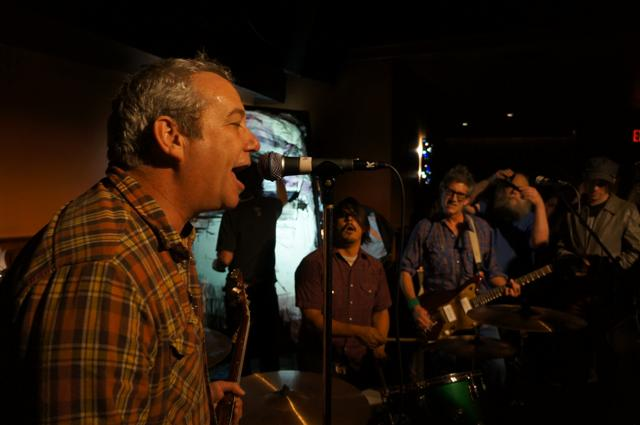This Sunday At The Redwood: The LA Beat Presents a Free Show With Mike Watt, Blower and Schitzophonics