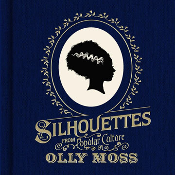 "Olly Moss's ""Silhouettes From Popular Culture"""