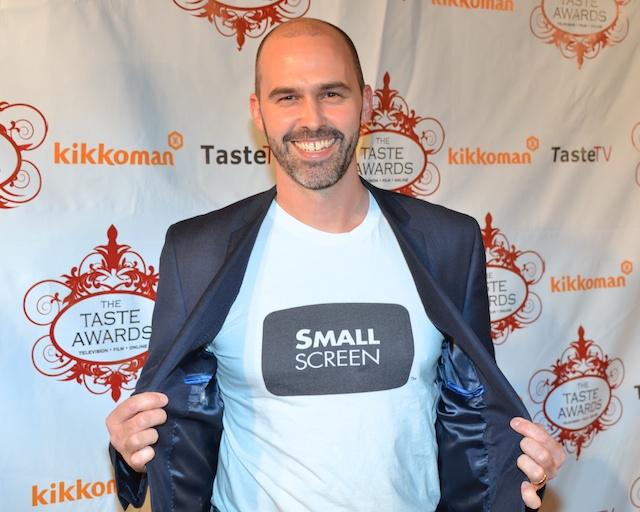 Colin Kimball of Small Screen Network representing!