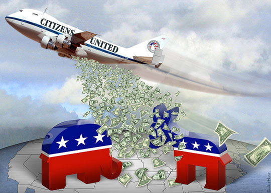 Putting Citizens United on the Ballot