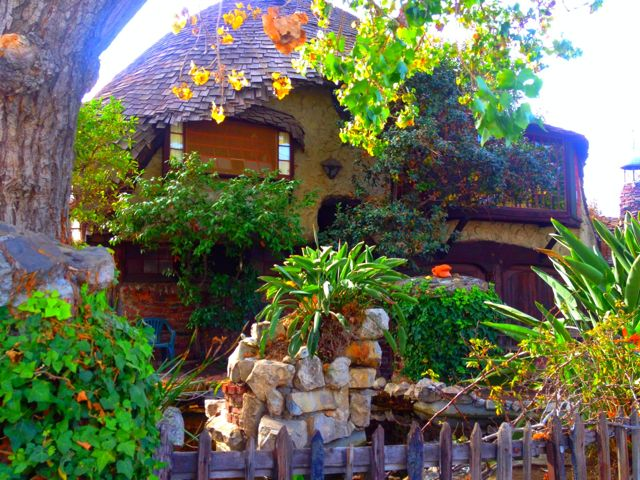 Offbeat L A Storybook Architecture In Los Angeles The
