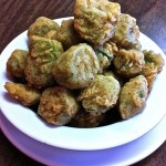 Fried Okra by Ed Simon