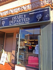 Dearly Departed Storefront (Photo by Nikki Kreuzer)