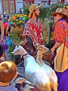 Goats and Their People (Photo by Nikki Kreuzer)