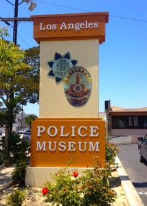 The Los Angeles Police Museum (Photo by Nikki Kreuzer)