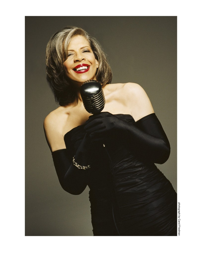 Patti Austin Photographed by Carol Friedman